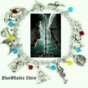 Jewelry - Harry potter best movie charm bracelet